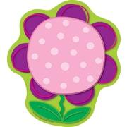 Carson-Dellosa Flower Notepad
