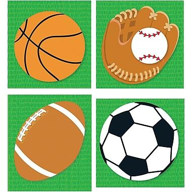 Carson-Dellosa Sports Prize Pack Stickers