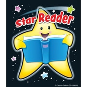 Carson-Dellosa Star Reader Motivational Stickers, 24/Pk