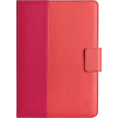 Belkin Classic Tablet Cover with Stand for iPad Mini, Pink