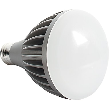 Verbatim BR30 LED Lightbulb, Soft White, Dimmable