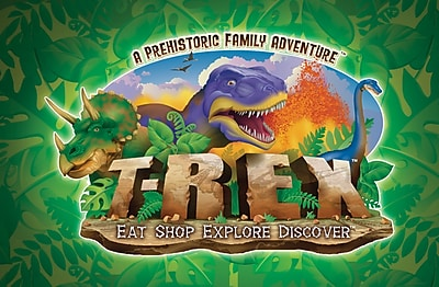 T-Rex Cafe Gift Card $50 (Email Delivery)