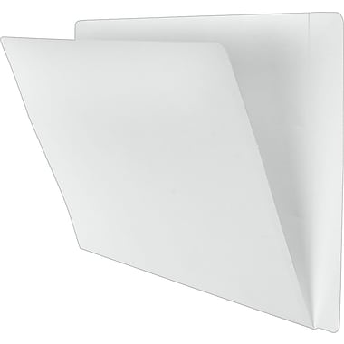 Pendaflex® End Tab Folders with Reinforced Tab, 13-1/2pt., Letter, Ivory