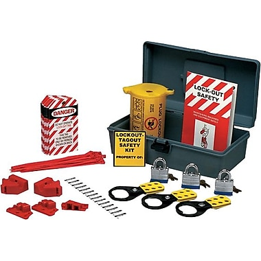 Brady® Economy Essential Lockout Kit