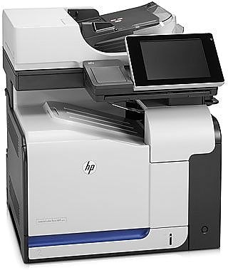HP LaserJet Enterprise 500 M575c Color Laser All-in-One Printer (CD646A)