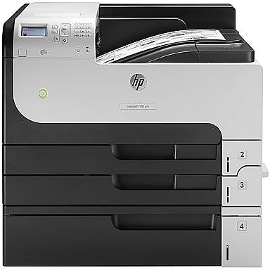 HP® LaserJet Enterprise 700 M712XH Single-Function Mono Laser Printer (CF238A)