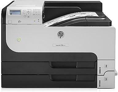 HP® LaserJet Enterprise 700 M712DN Single-Function Mono Laser Printer