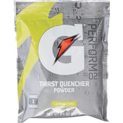 Gatorade® 1 gal Yield Instant Powder Dry Mix Energy Drink, 8.5 oz Pack, Lemon-Lime