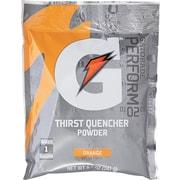 Gatorade® 1 gal Yield Instant Powder Dry Mix Energy Drink, 8.5 oz Pack, Orange