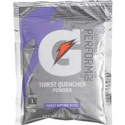Gatorade® 1 qt Yield Powder Dry Mix Energy Drink, 2.12 oz Pack, Riptide Rush
