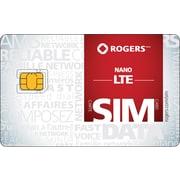 Rogers Nano SIM LTE Card