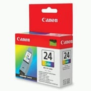 Canon BCI-24C Color Ink Cartridge (6882A003)