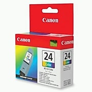 Canon BCI-24 Tri-Color Standard Yield Ink Cartridge (6882A003AA)