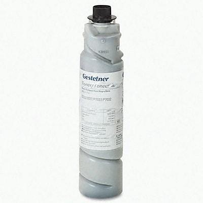 Gestetner Toner Cartridge, 89846, Black