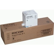 Ricoh Black Ink Cartridge (893188), 5/Pack