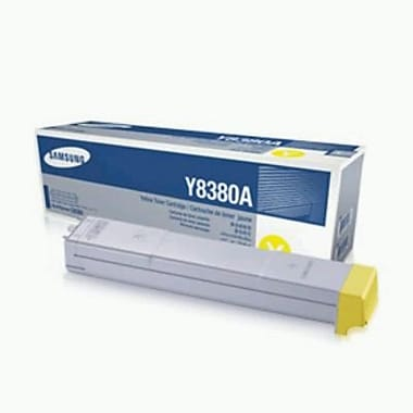 Samsung Yellow Toner Cartridge (CLX-Y8380A)