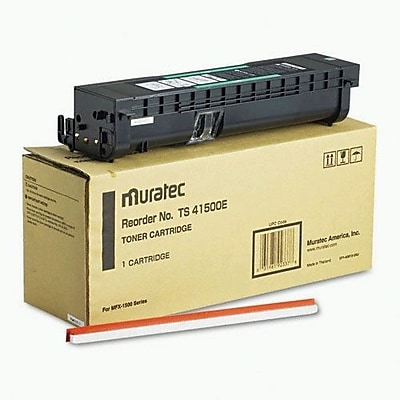Muratec Black Toner Cartridge (TS41500E), High Yield
