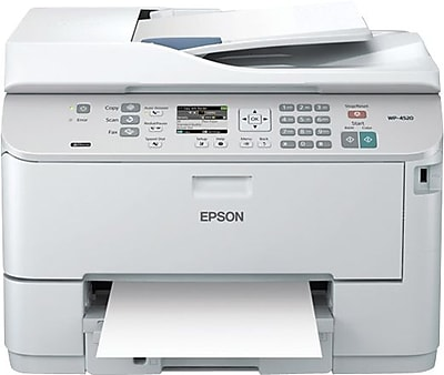 Epson® WorkForce® Pro C Series WP-4520 All-in-One Color Printer (C11CB28201)