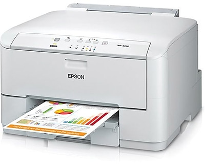Epson® WorkForce® Pro C Series WP-4090 Color Printer (C11CB29201)