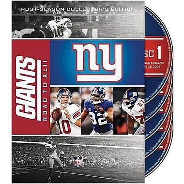 NFL Road To Super Bowl XLII [5-Disc DVD]