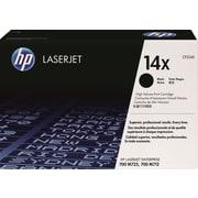 HP 14X (CF214X) Cartouche de toner HPLaserJet noir à rendement élevé d'origine