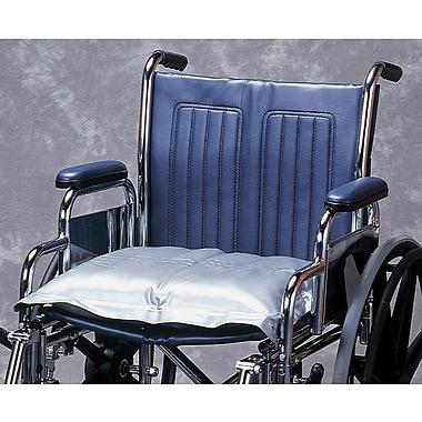 Medline Water/Gel Filled Wheelchair Cushion, 16.5