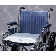 "Medline Water/Gel Filled Wheelchair Cushion, 16.5"" L x 2"" W x 18"" D, Flat Cushion Type"