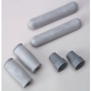 Medline Crutch Replacement Part Kit, Gray