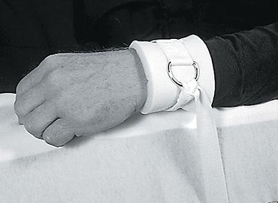 Medline Patient Safety Limb Holders, 6/Pack