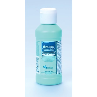 HiBiClens® Antiseptic/Antimicrobial Skin Cleansers