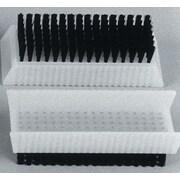 Moll Industries Open Block Surgical Scrub Brushes, Dozen