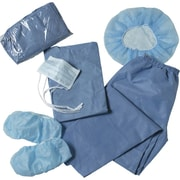 Medline Expectant Father Kits, Large, Latex-free