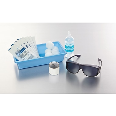 Medline Cataract Eye Care Kits, 8/Pack