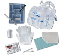 Catheters & Catheter Trays