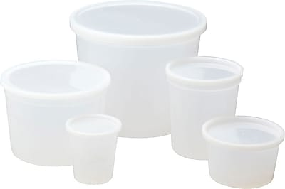 Medline DYND34270 Non-sterile Pathology Containers 64 oz. 50/Pack