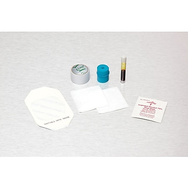 Medline IV Start Kits with Alcohol/PVP, Latex-free, Suresite® Frame, 100/Pack
