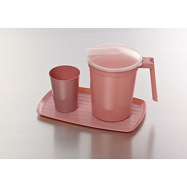 Medline Water Set, Mauve