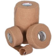"Co-Flex® LF2 Latex-free Sterile Foam Bandages, Tan, 5 yds L x 4"" W, 20/Pack"