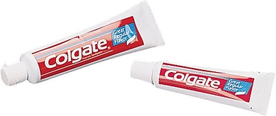 Colgate® Toothpaste, .85 oz, 240/Pack