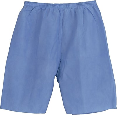 Medline NON27209 xXL Disposable Exam Shorts