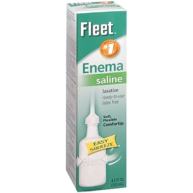 Cb Fleet® Pedia-Lax® Enema Sodium Phosphate, 4.5 oz, 48/Pack