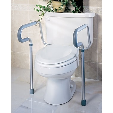 Guardian Signature™ Toilet Safety Rails, Bulk, 2/Pack