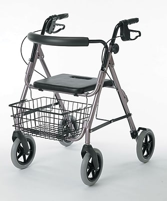 Guardian® Signature Deluxe Rollator with 8