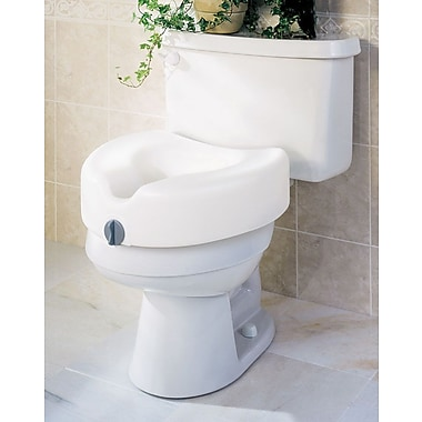 Guardian Signature™ Locking Raised Toilet Seats, 5
