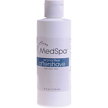 MedSpa™ Alcohol Free Aftershave, 4 oz, 60/Pack