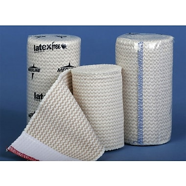 Matrix® Sterile Elastic Bandages, White, 5 yds L x 6