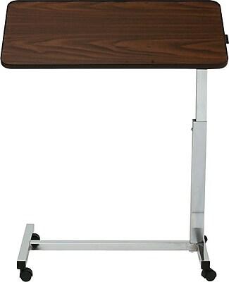 Medline Tilt Top H-base Overbed Tables, 30