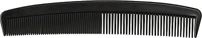 Medline Plastic Combs with Handle, 6 1/2