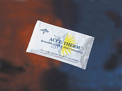 Medline Accu-Therm MDS138020 Hot / Cold Gel Packs 16/Pack