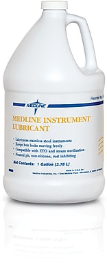 Medline Surgical Instrument Lubricants, 5 gal Size
